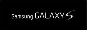 Galaxy S Black Logo